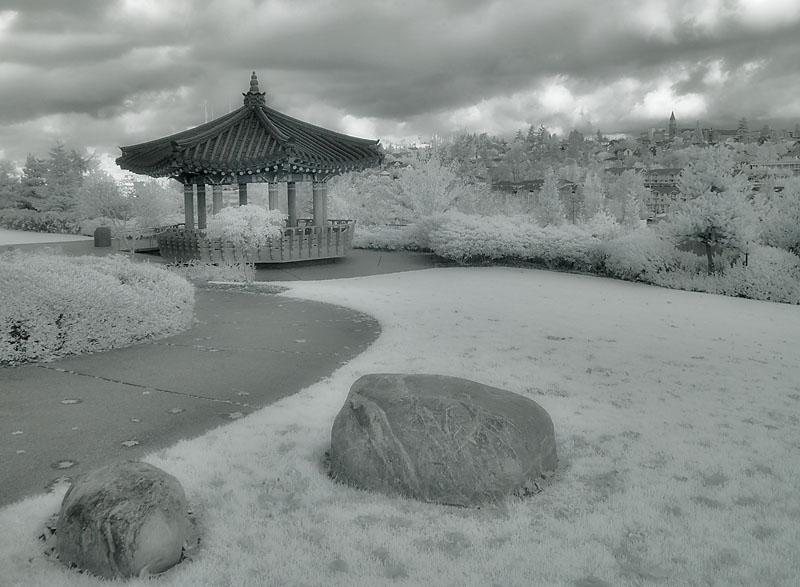 Taejon Pagoda