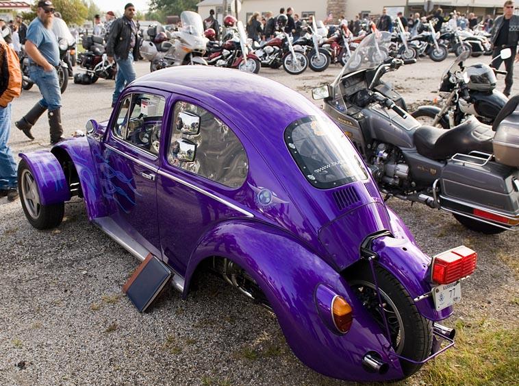 Volkswagon Bug Trike