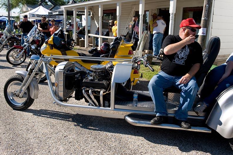 6 Lunger Trike