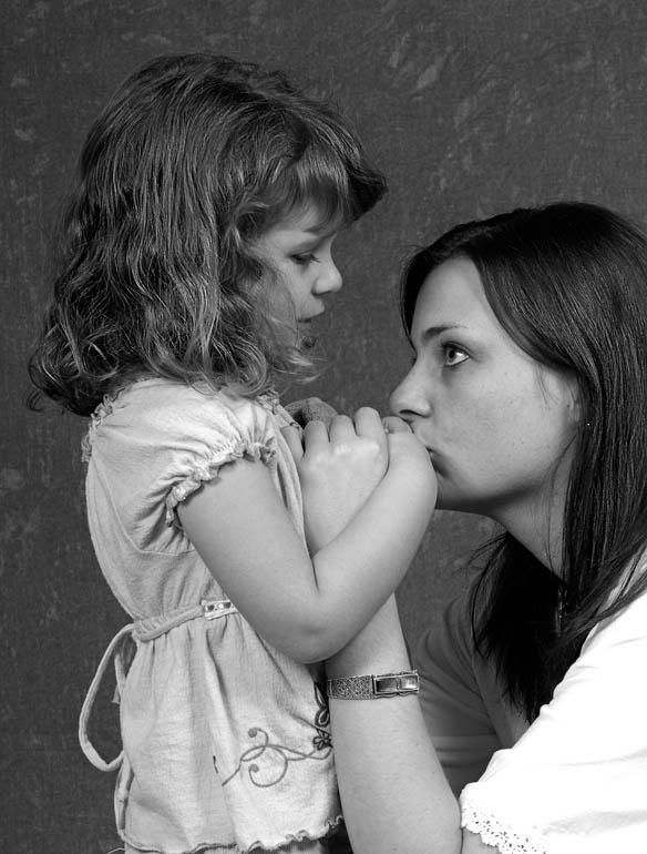 Mother-Daughter Bonding