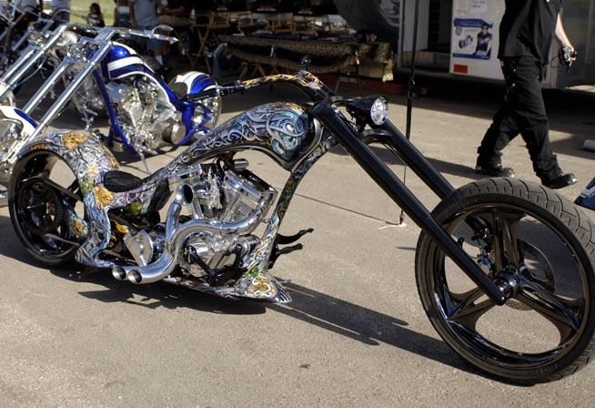 Custom Chopper