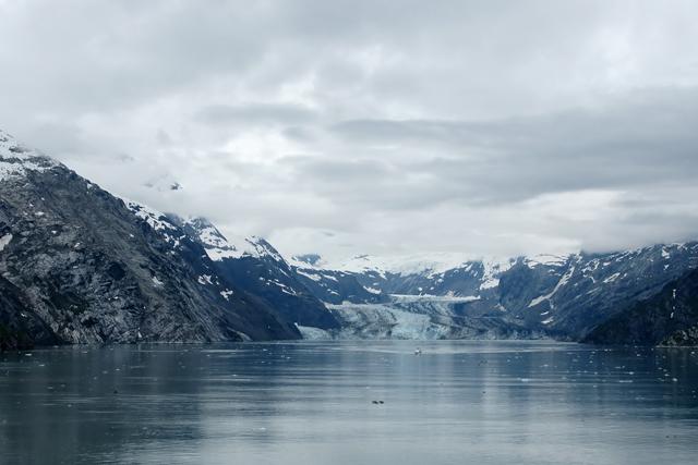 John Hopkins Glacier at Glacier Bay
