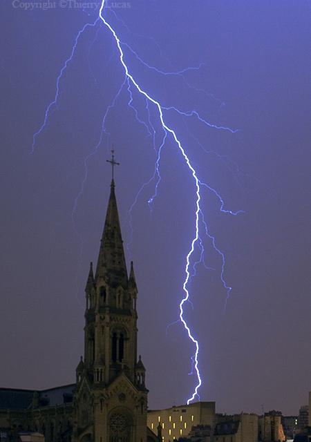 Storm at Paris
