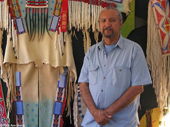 Jerry Ingram Choctaw Indian