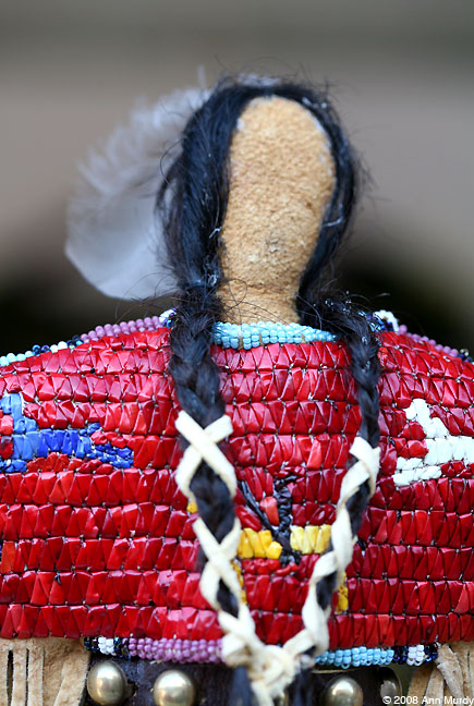 Quillwork by Dorothy Brave Eagle