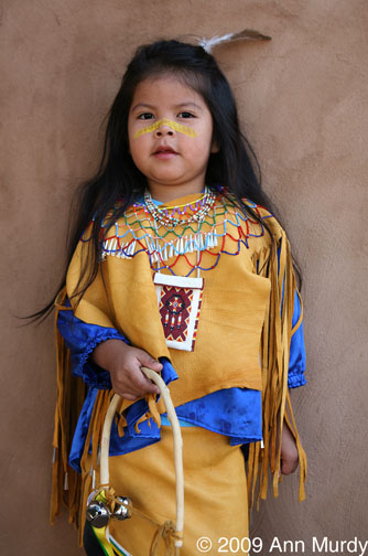 Osclyn Teasyatwho, White Mountain Apache/Dine