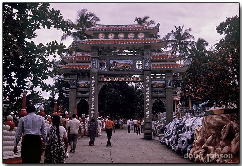 Tiger Balm Garden, Singapore
