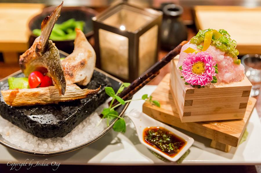 Sashimi/Sushi - Hamachi Kama
