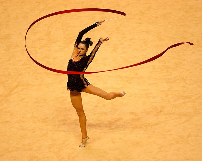 Gold Medalist:Ukraine