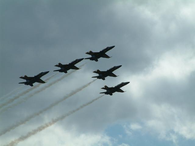 Blue Angels Springfield, IL 05