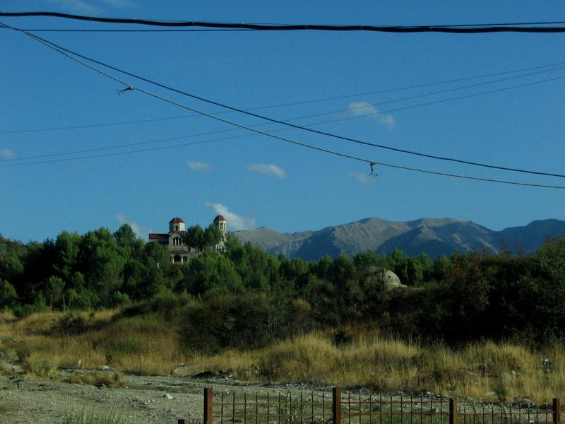 Arnavutluk -yollar-