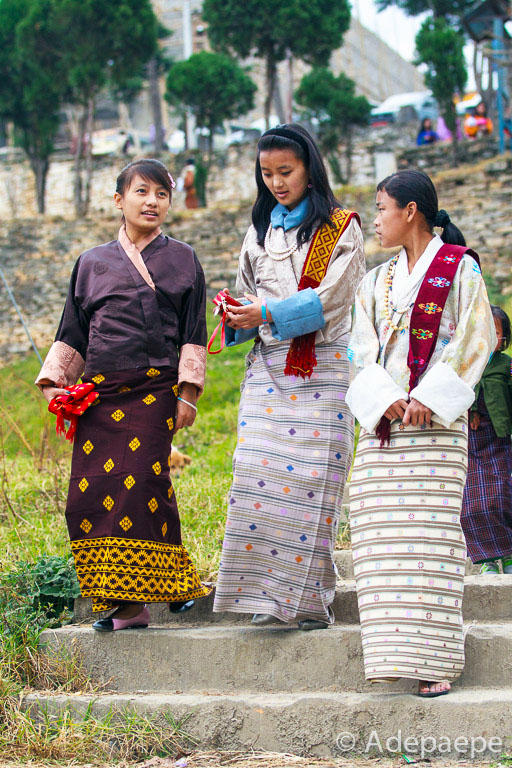 Youth of Mongar
