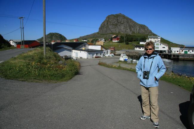 Fågelberget i Nykvåg