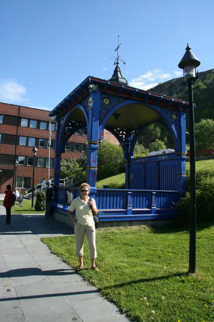 Blå Paviljongen i Hammerfest