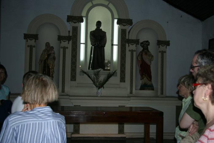 Ett enkelt altare