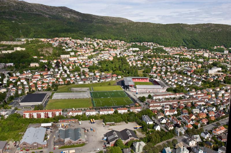 Bergen fra luften-14