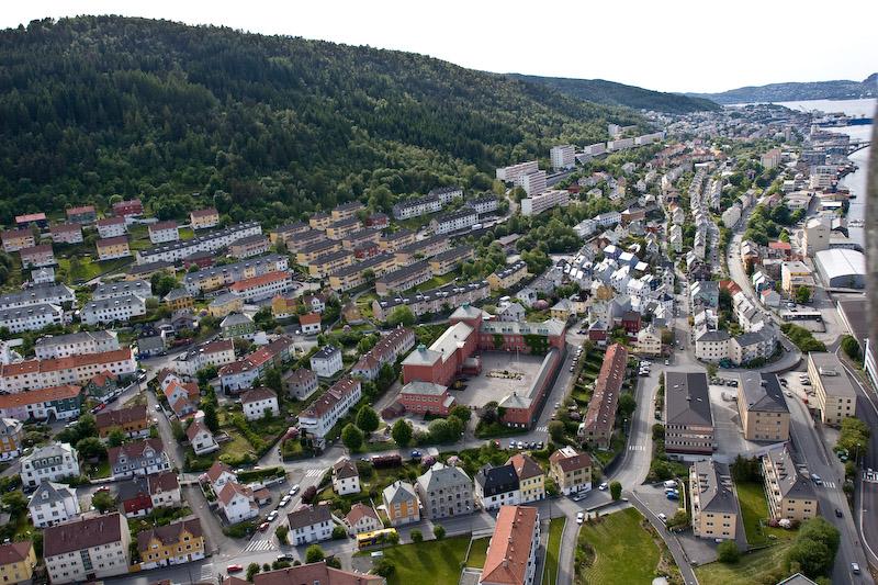 Bergen fra luften-34