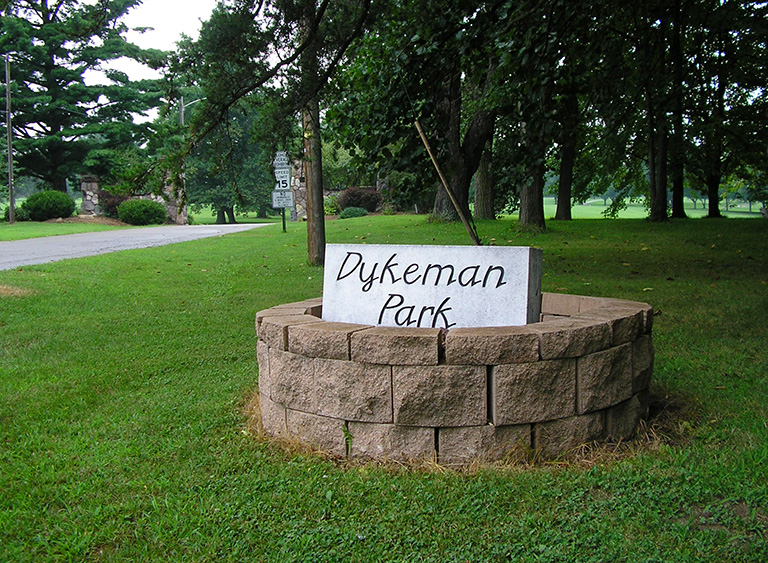Welcome to Dykeman Park Municiple Golf Course
