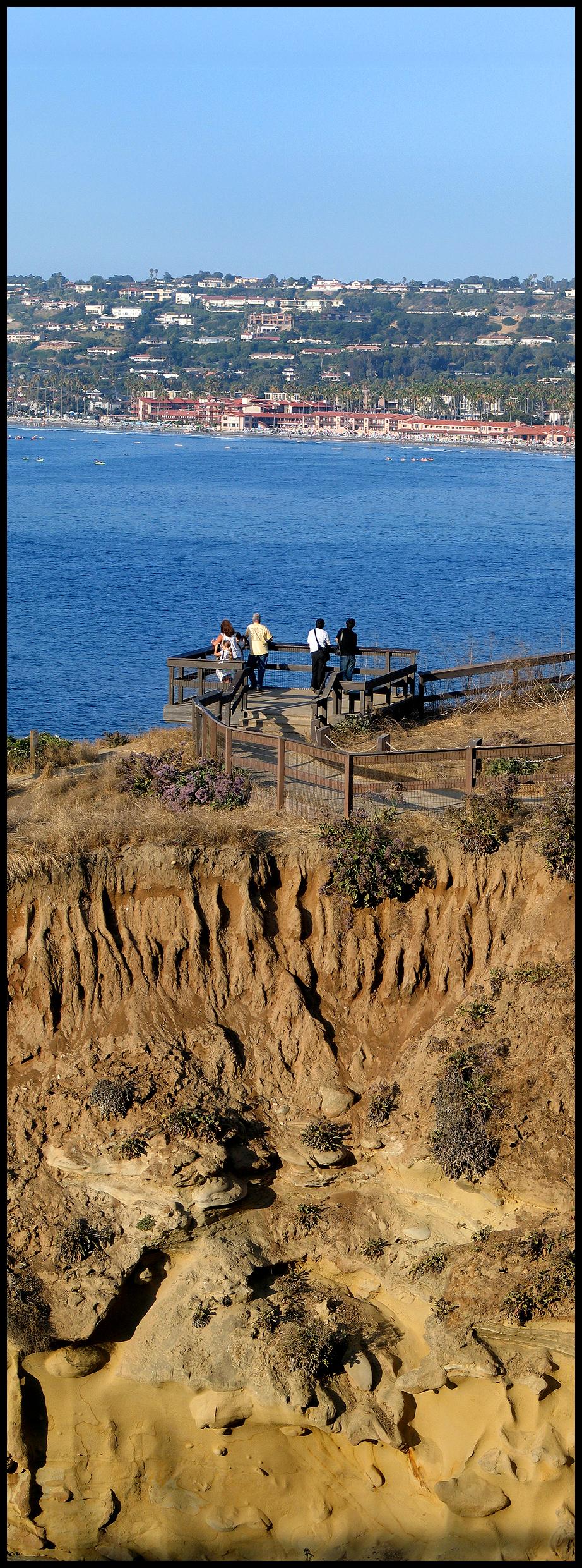 La Jolla Cliff