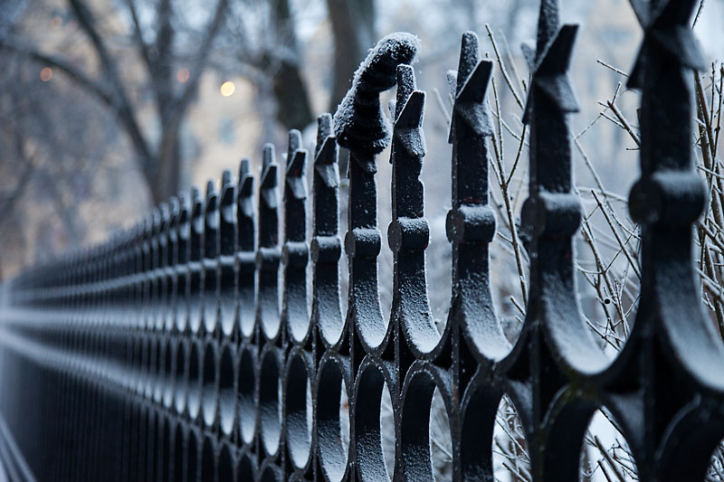 The Cold Fence