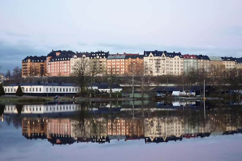 Stockholm - The double city