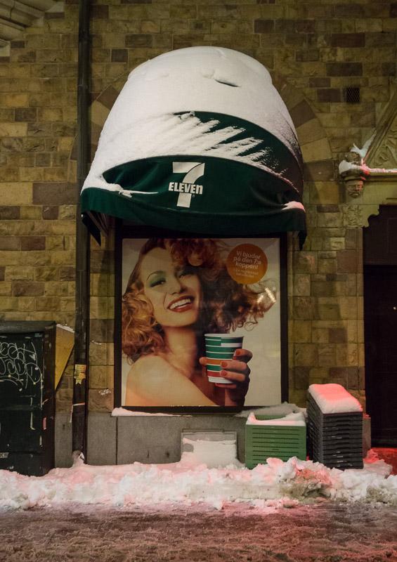 Cold coffe?