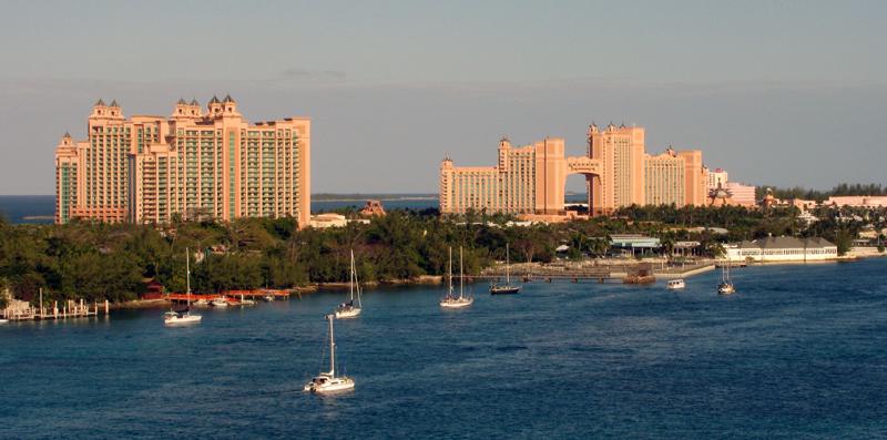 Atlantis resort. Nassau, Bahamas