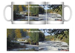 Lower & Upper Tahquamenon Falls