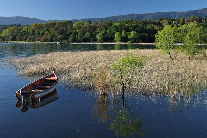 Lago Ranco, near Futrono