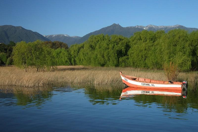 Lago Ranco at Futrono