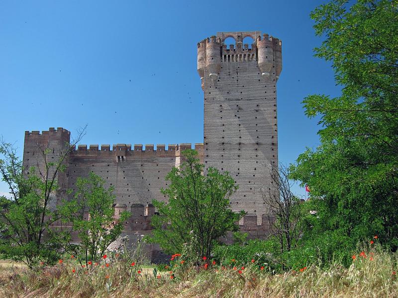 Castillo de La Mota, Medina del Campo