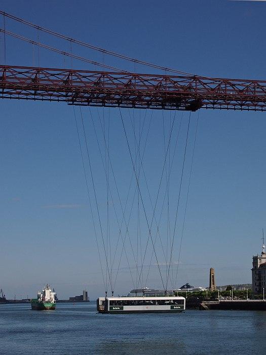 Portugalete - Vizcaya Bridge