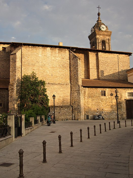Vitoria - Church of San Vicente Martir
