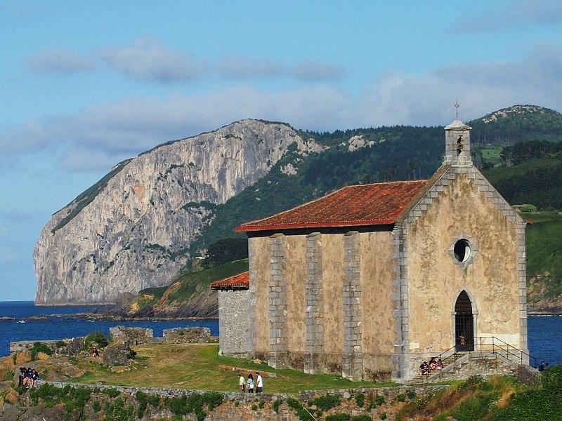 Mundaka - Ermita de Santa Catalina