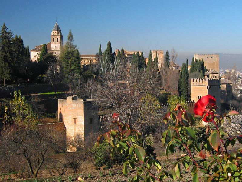 Alhambra - Generalife