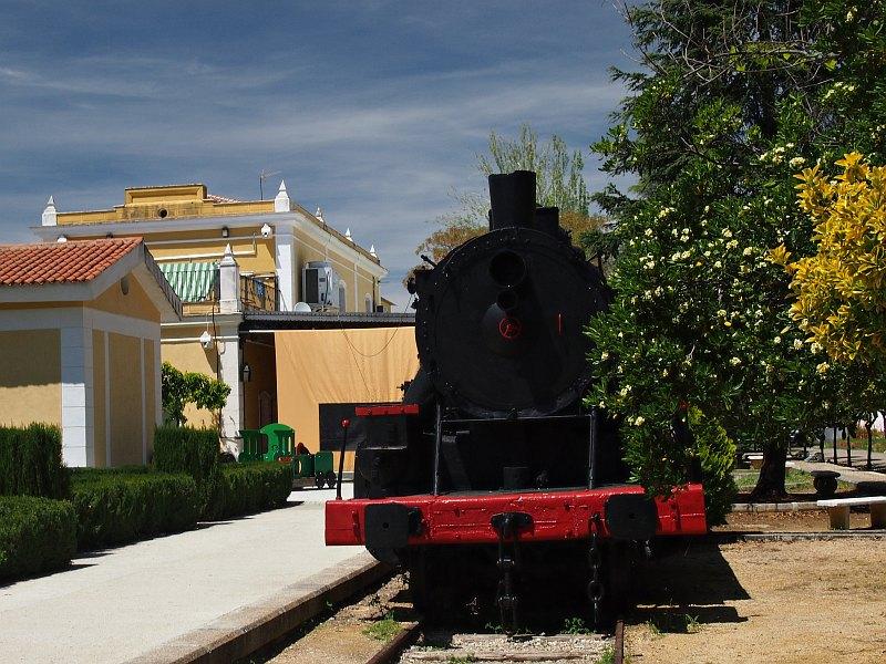 Cabra - former train station