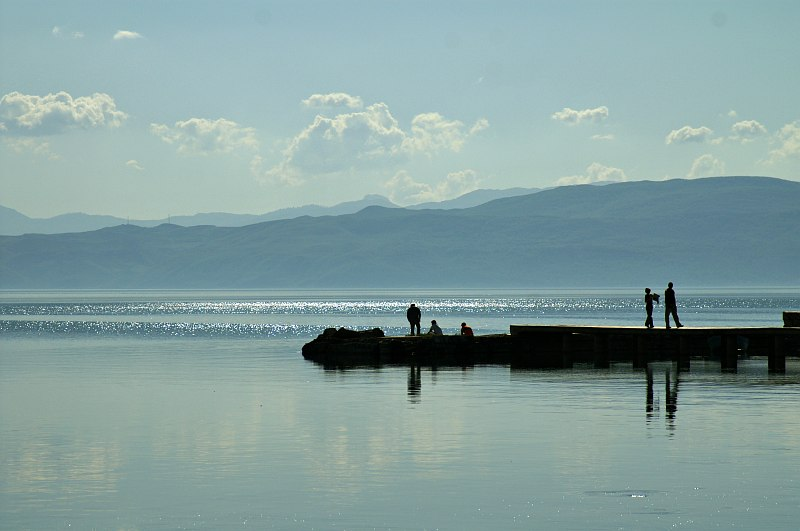Ohrid Quay