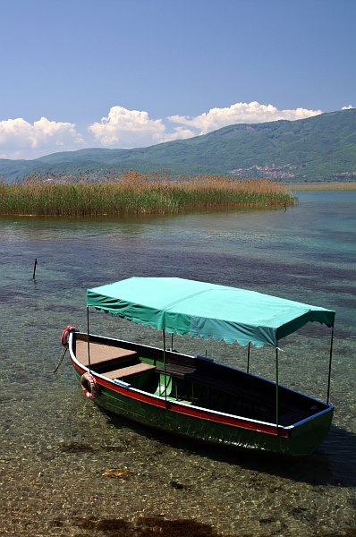 Water taxi, Struga