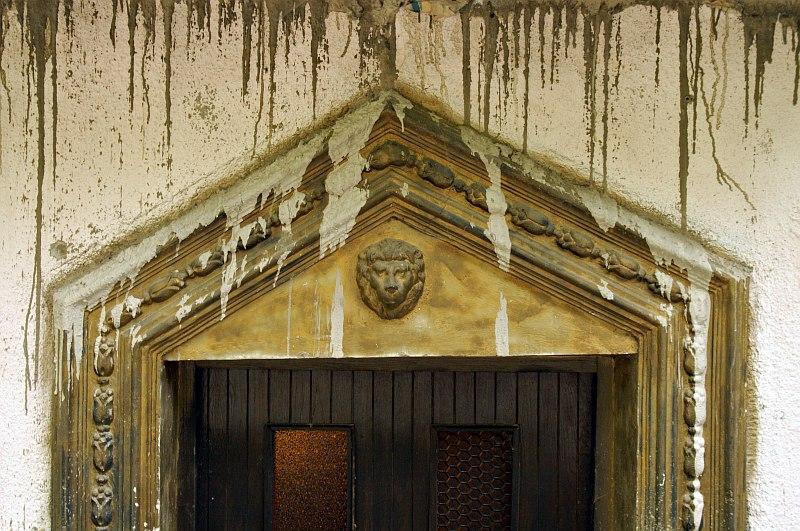 House door, Vevčani