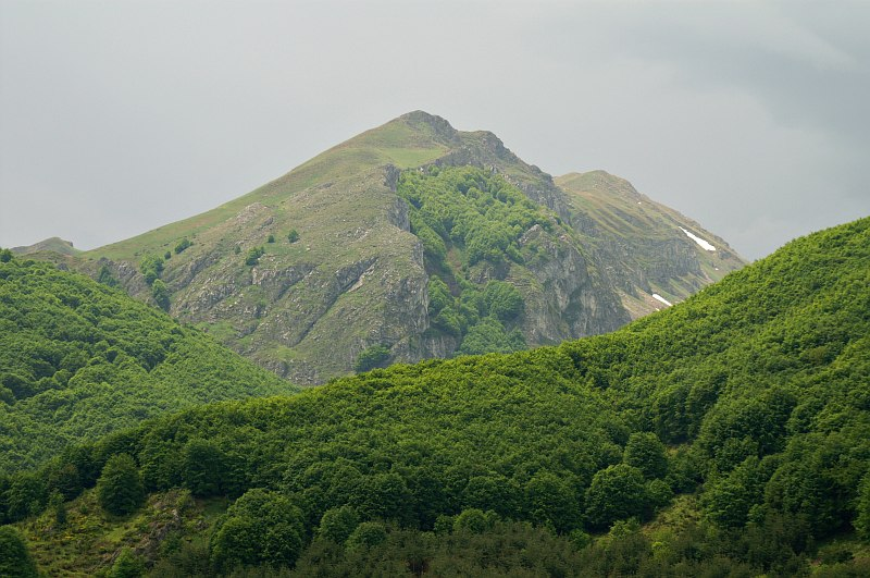Jablanica Mountain, near Gorna Belica