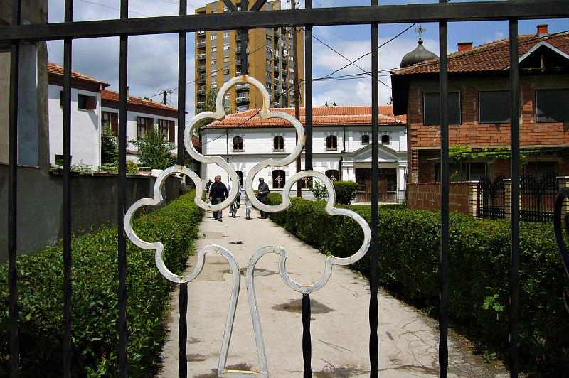 Bitola - Sv Bogoroditsa Church