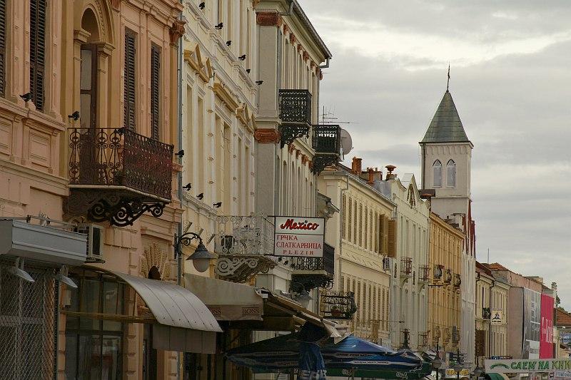 Bitola - Shirok Sokak Street