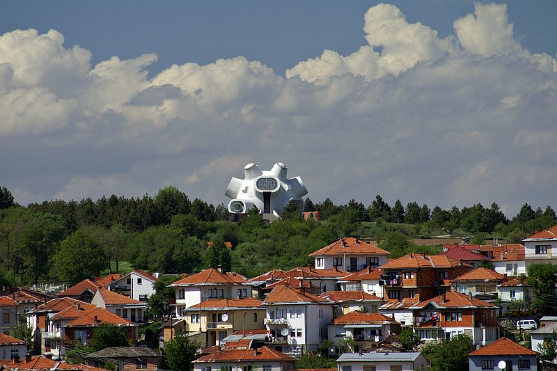 Kruševo - Ilinden Monument
