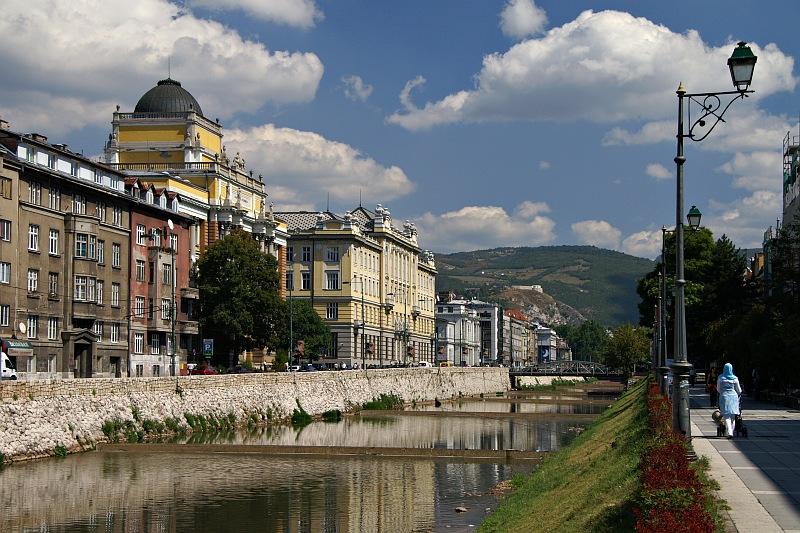 Miljacka River