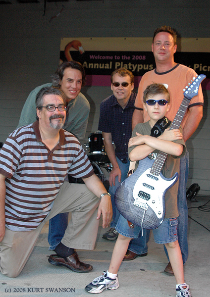 The Milwaukee Zoo Blues Project