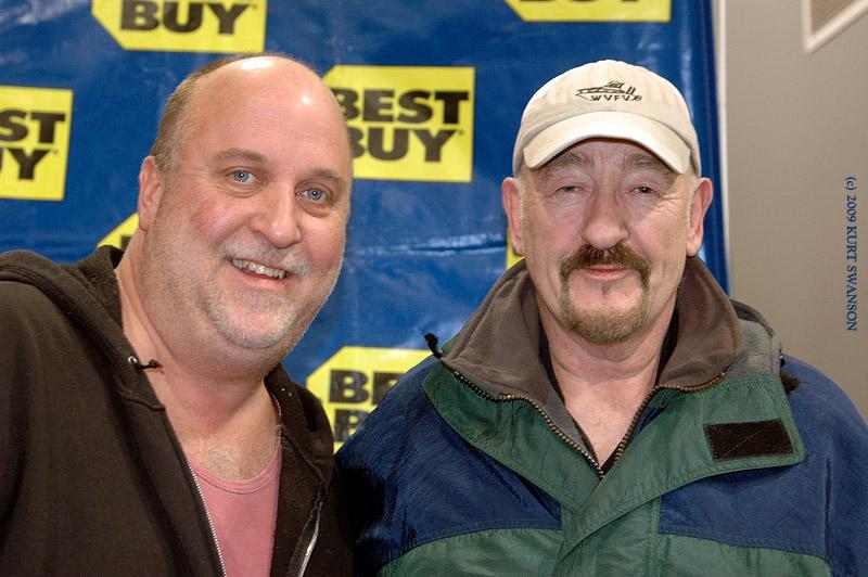 With Dave Mason