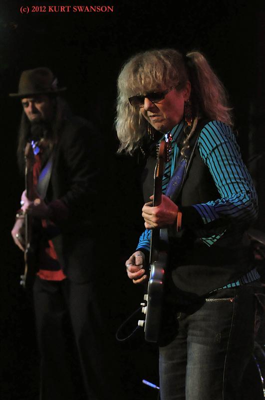 Scott Sutherland & Debbie Davies