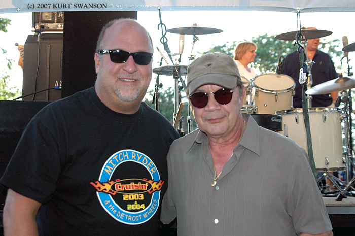 WITH MITCH RYDER