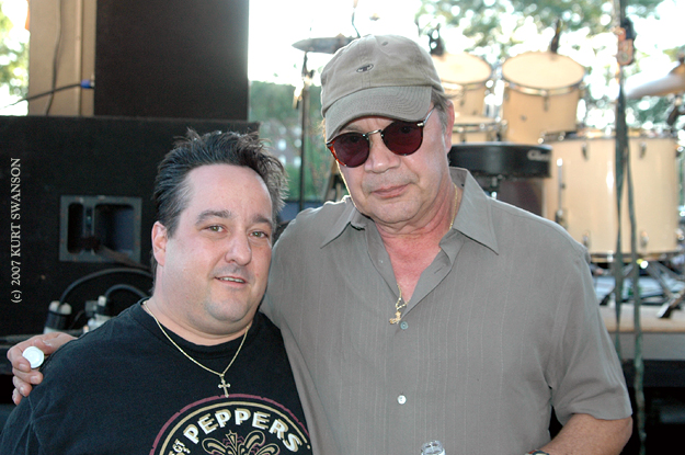 PAT SMILLIE & MITCH RYDER