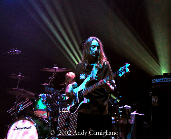 GREG RZAB WITH GOVT MULE